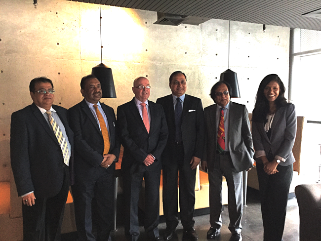 UKBCCI Breakfast Meeting with the British High Commissioner