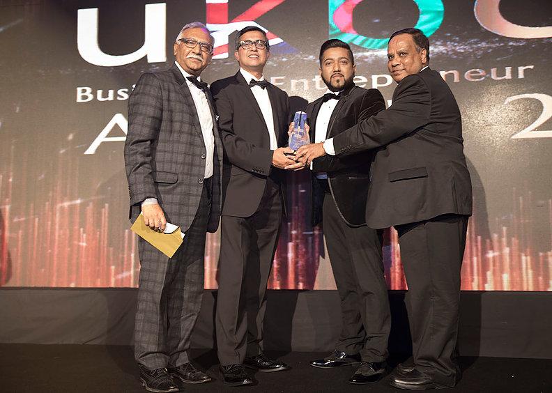 UKBCCI Award Winners
