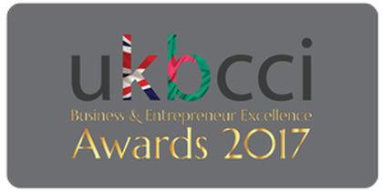 UKBCCI Business Awards logo