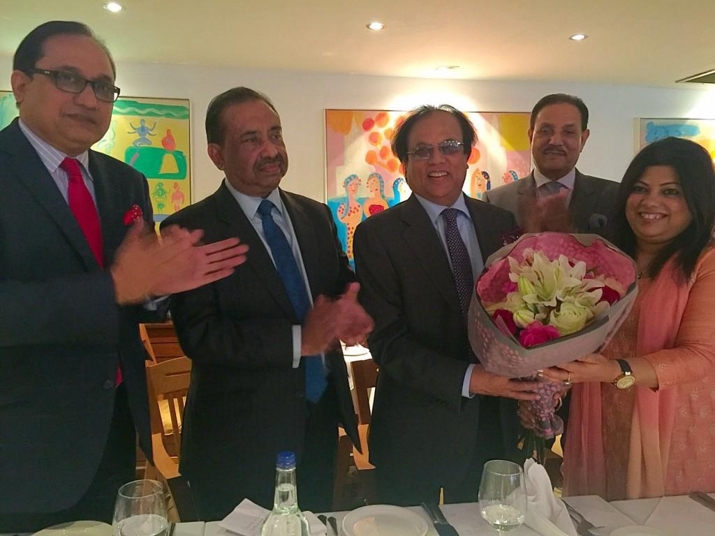 UKBCCI Directors meeting on April 17th 2016