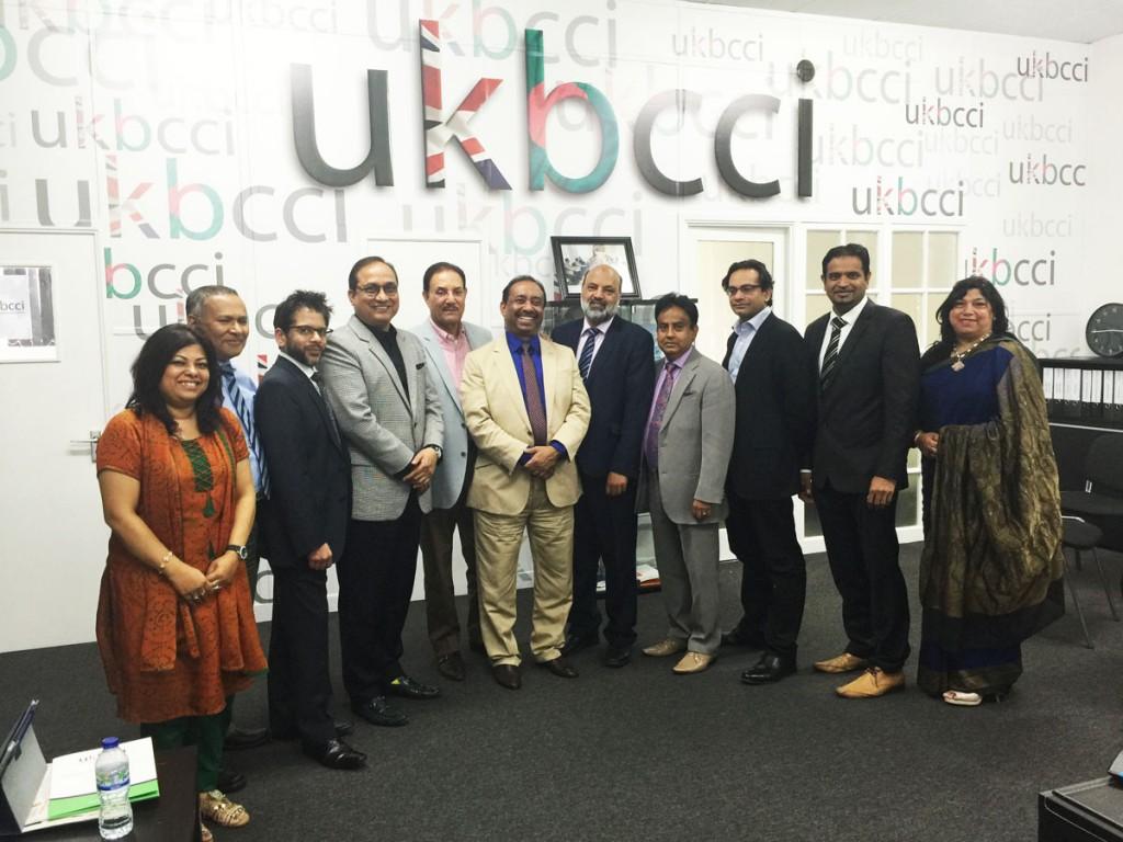 UKBCCI Board Meeting 14:7:16